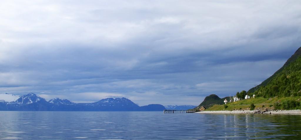 Karlsøy, Lyngsfjorden